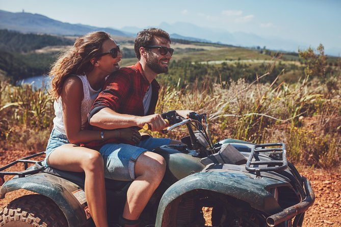 If you are looking for an adrenaline pumping activity join our quad safari tour in Antalya. Riding a quad bike through the pine forests and muddy streams in Taurus Mountains can be the most memorable experience on your holiday.