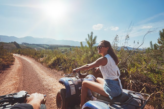 If you are looking for an adrenaline pumping activity, this 3-hour quad safari tour in Alanya is for you. Ride a quad bike through the pine forests and muddy streams in Taurus Mountains for 1.5 hours during this memorable experience. Local guide, safety helmet and hotel pickup and drop-off is included.