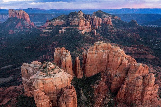 Sedona Helicopter Tour: 35 minutes, Sedona y Flagstaff, AZ, ESTADOS UNIDOS