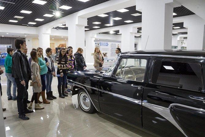 Skip the Line: Admission Ticket to Polytechnical Museum in Tashkent, Tashkent, UZBEKISTAN