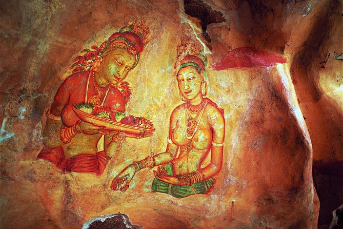 The 5th century rock citadel of King Kasyapa and World Heritage Site. Sigiriya - doesn't only boasts of ancient Sri Lankan engineering & urban planning supremacy but also acclaims to be one of the finest monuments of art & culture.