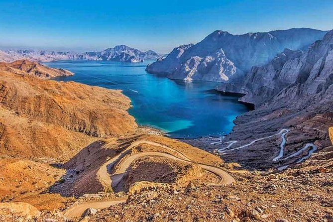 Half Day Cruise & Half Day Mountain Safari with Picnic Lunch (Shore Excursion), Jasab, OMAN