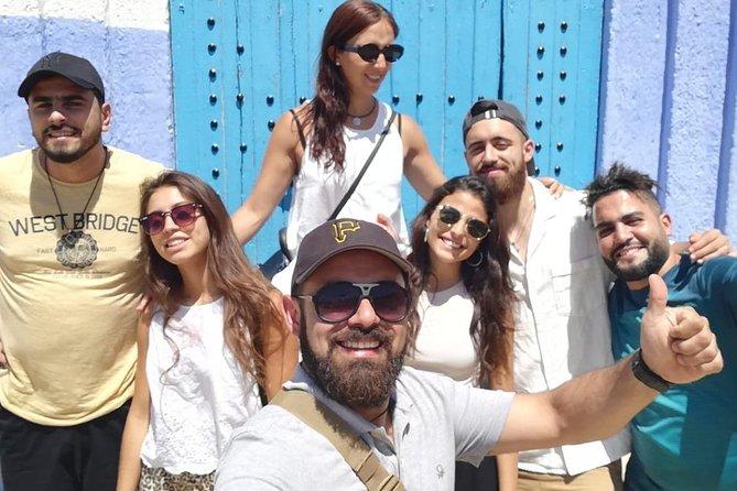 Day Trip to Chefchaouen the blue city, Fez, MARRUECOS