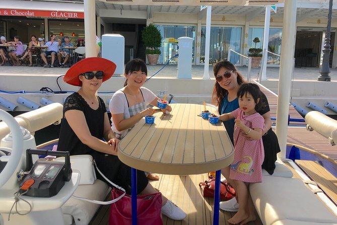 VIP Tour - Solar Powered Boat - Hotel Pickup from Nice, Niza, FRANCIA