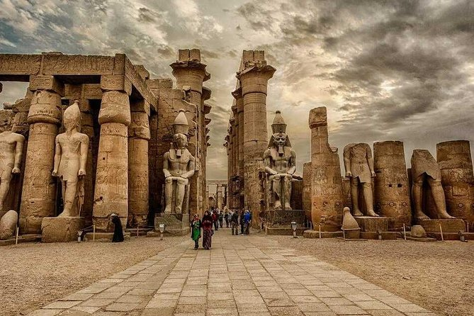 Excursión de un día a Lúxor desde El Cairo en avión con almuerzo, Luxor, EGIPTO