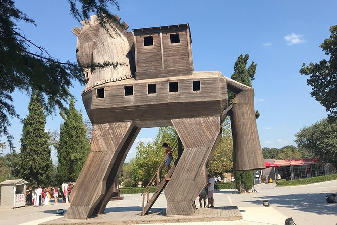 Troy Day Trip from Istanbul, Estambul, TURQUIA