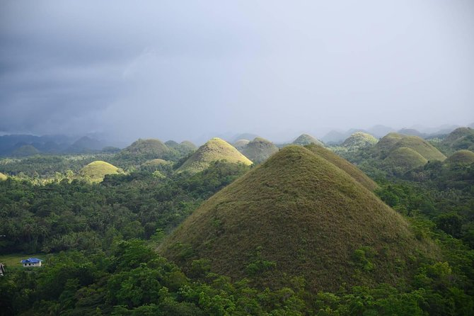 A comprehensive daytour to Bohol Island. A private tour to Chocolate hills, hinagdanan cave, tarsier, butterfly & historical sites.
