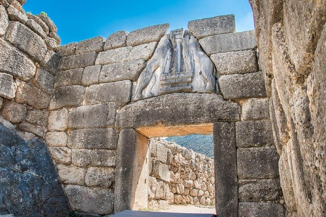 6.Mycenae and Epidaurus Ancient Theater Private Tour, Atenas, GRECIA