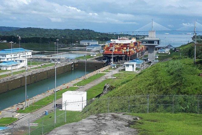 Panama Canal Railway and Agua Clara Locks Tour, Ciudad de Panama, PANAMA