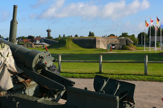 Normandy Battlefields Tour - Sword Beach and the British Airborne Sector, Bayeux, FRANCIA