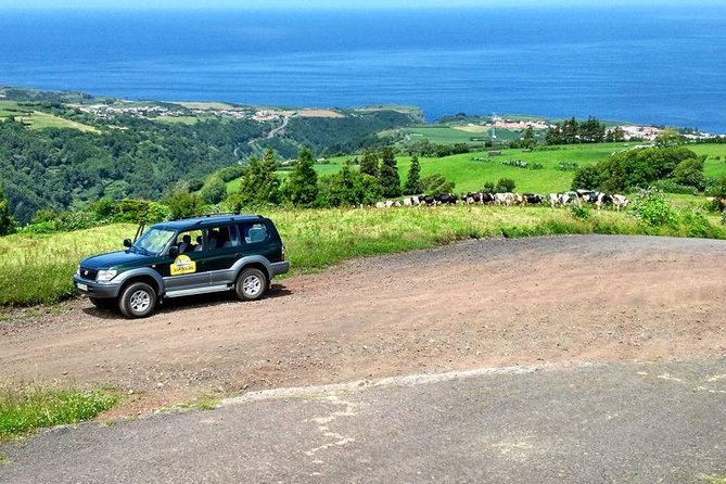 FD Jeep to Sete Cidades and Lagoa do Fogo with Lunch, Ponta Delgada, PORTUGAL