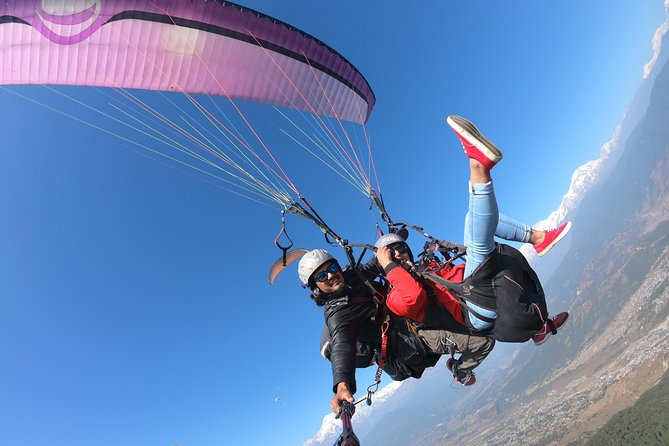 Cloud Buster Flight, Pokhara, Nepal