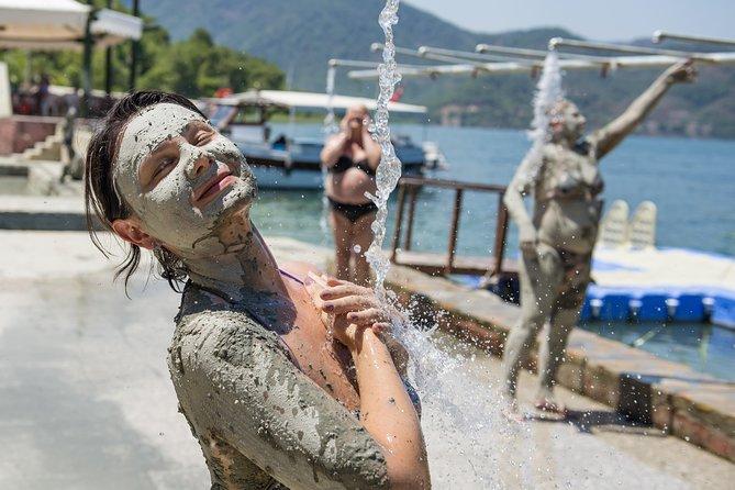 River Cruise, Turtle Beach & Mud Baths from Marmaris, Marmaris, TURQUIA