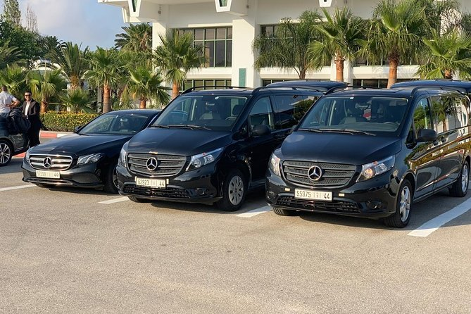 Transfers From Tangier to Casablanca, Tangier, MARRUECOS