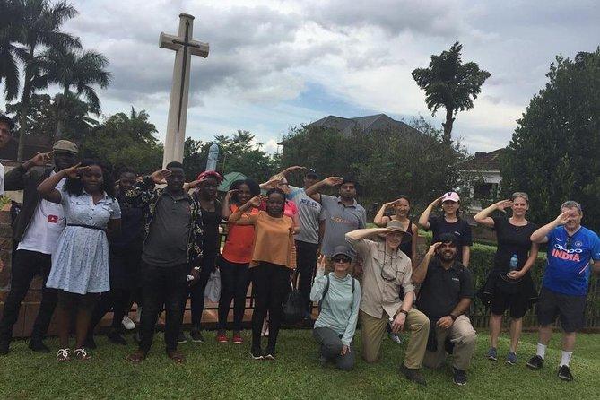 Jinja Walking Tour (3 Hours), Jinja, UGANDA