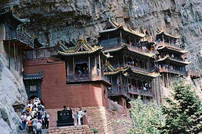 Join this comprehensive 3-day private tour to discover the city highlights of Pingyao and Datong. Alongside an expert guide, explore three spectacular UNESCO World Heritage Sites - Ancient City of Pingyao, Yungang Grottoes and Hanging Temple. Besides, you will also visit the Nine Dragon Screen and Datong City Wall. Gain valuable insight into the rich history of the city. This private tour including English speaking tour guide, entrance fee, lunches, travel by private vehicle during the tour. You can choose to end your tour in Datong or return Pingyao. Please book your own hotel in Datong.<br><br>