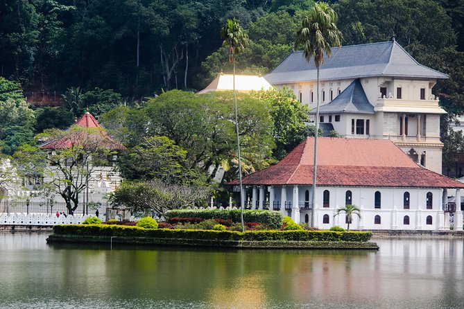 See the highlights of the Sacred City of Kandy, a designated UNESCO World Heritage Site, on this private, full-day tour. Head to the Spice Garden with your private guide to sample scents of one of Sri Lanka's most celebrated exports. Afterward, visit the city of Kandy, with stops at the Temple of Tooth Relic (Sri Dalada Maligawa), Tea Factory Market Square, Lake visit, the Gem Museum, and more.