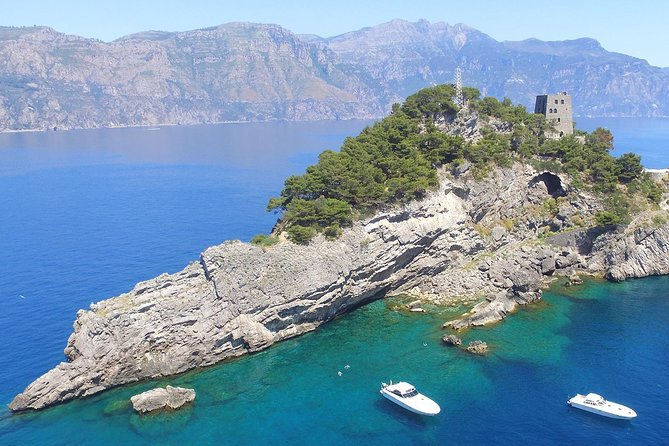 Amalfi Coast Private Boat Cruise - Available Autumn to Spring!, Amalfi, ITALY