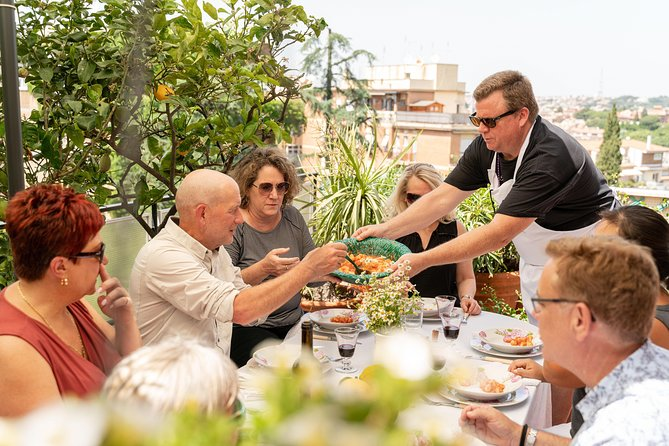 Dive into the Italian way of life by living just like the locals do.<br><br>Immerse yourself in a private dining experience at host's home, enjoy an exclusive cooking demo and taste authentic recipes treasured in family cookbooks passed down by real Italian Mammas. Feel the warmth of Italian hospitality as you connect with local people. Enjoy a 4-course menu including starter, pasta, main course with side dish, dessert with drinks included (water, selection of red and white wines from regional cellars and coffee). <br><br>Cesarine is Italy's oldest network of 1000+ home cooks all over the country in more than 500 cities. They are passionate and welcoming hosts that open the doors of their own homes to curious travellers for immersive culinary experiences.