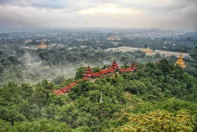 Our company driver pick up your hotel at 09:00AM.A visit to the ancient cities of Amarapura,Sagaing,Mingun,Innwa/Ava are exciting and destination for visitors.Explore ancient cultures, ancient building techniques and beautiful scenery.