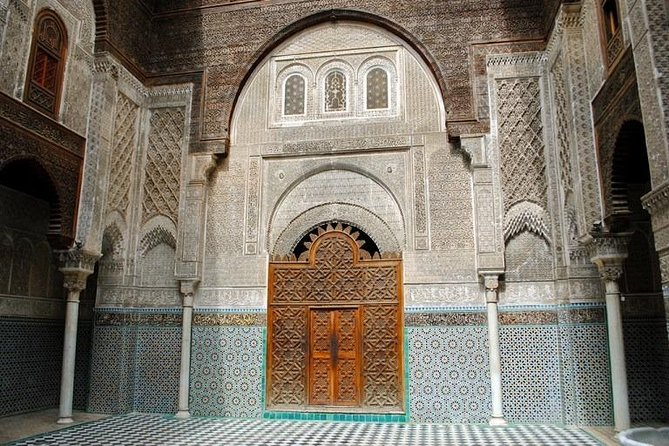 Medina Tour 5 Hours Shopping-1 to 5 People, Fez, Morocco