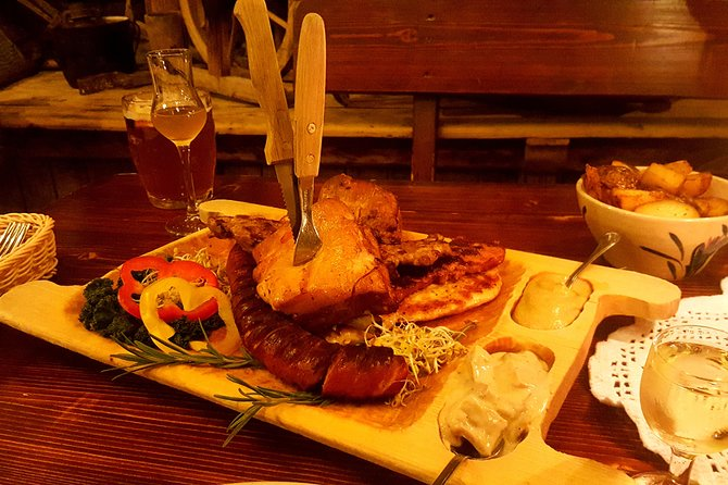 Lodz: Private Traditional Polish Food Tour, Lodz, POLONIA