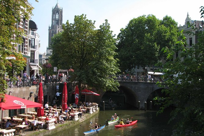 Private tour in Utrecht (half a day) by a local!, Utrecht, HOLANDA