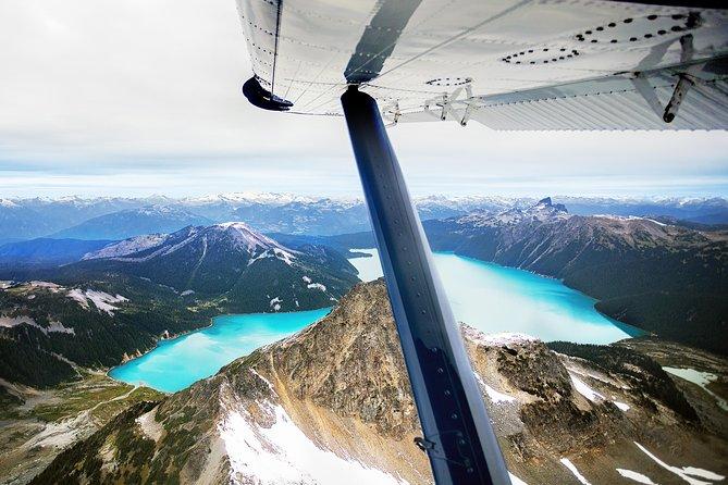 Experiencia turística del glaciar en hidroavión desde Whistler, Whistler, CANADA