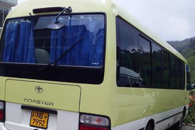 Private Vehicle/Air port to kandy pick ups & drops with botanical garden, Kandy, SRI LANKA