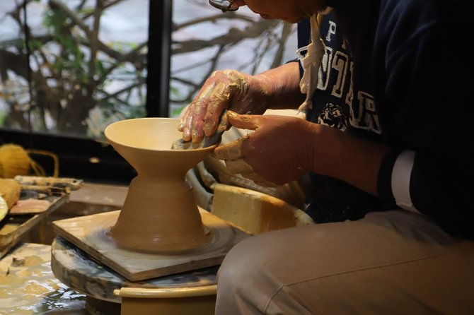 "[Perfect for those who are interested in craftsmanship and learning from artisans experienced in the field of pottery.]<br>""Hasamiyaki has been used in people's daily lives and it has a history of 400 years. The history is exciting and its beauty of everyday things is admired by creators from foreign countries. <br>- In the Edo era (1600s-1800s), people in Hasami made efforts to mass produce cheap and functional pottery. After that, pottery was used as 'Kurawanka-wan', which is simple and reasonably priced for ordinary people though pottery was previously an expensive thing. Hasamiyaki was one of the bestselling products during the Edo era in Japan. <br>- You will experience casting, that is the fundamental step of making Hasamiyaki, after learning the history of Hasamiyaki and the system of making pottery in Hasami.<br>- The work by the artisan is surprising as if making a plastic model.<br>- You will try painting after slip casting, then get your own pottery delivered to you after the tour."