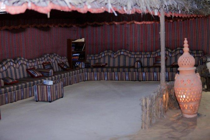 Safari por el desierto de Abu Dhabi en 4x4 con cena de barbacoa, Abu Dabi, EMIRATOS ARABES UNIDOS