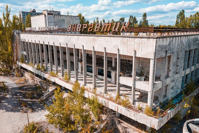 5-day Extended Tour to Chernobyl and Prypiat town, Kiev, UCRANIA