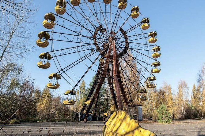 Full-Day Private Tour to Chernobyl and Pripyat Town from Kyiv, Kiev, UCRANIA