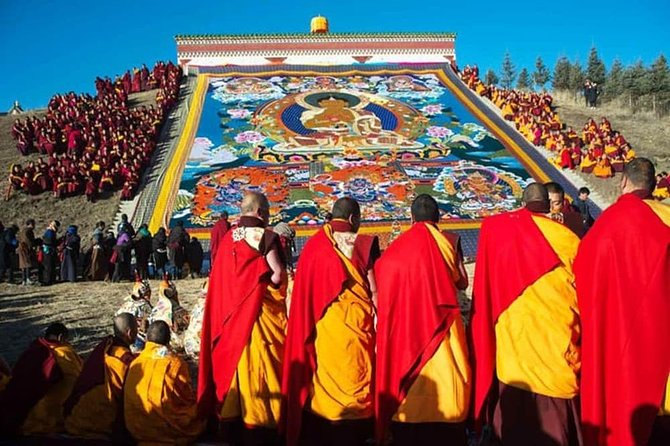 Small-Group 5-Days Lhasa Tour: Train from Xining, Lhasa, CHINA