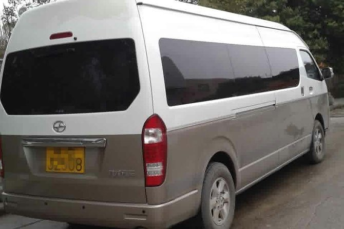 We provides convenient private transfer service between Zhangjiajie hotel and Fenghuang old town and your hotel in the downtown of Longsheng or any other places at Ping'an and Dazhai village. We offer many choices of vehicles and all our drivers are professional and know every corners of this area quite well. All the clean, tidy air-con vehicles we use are licensed with insurance. The vehicles will be just for you, your family or your group.