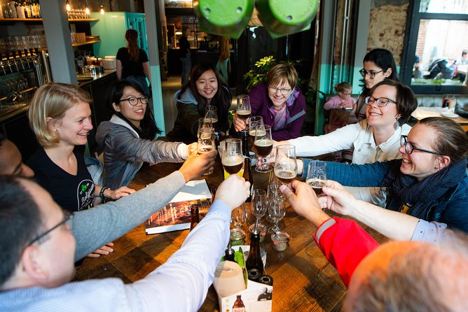 Discover Ghent beer world with a chocolate pairing by a young local, Gante, BELGICA