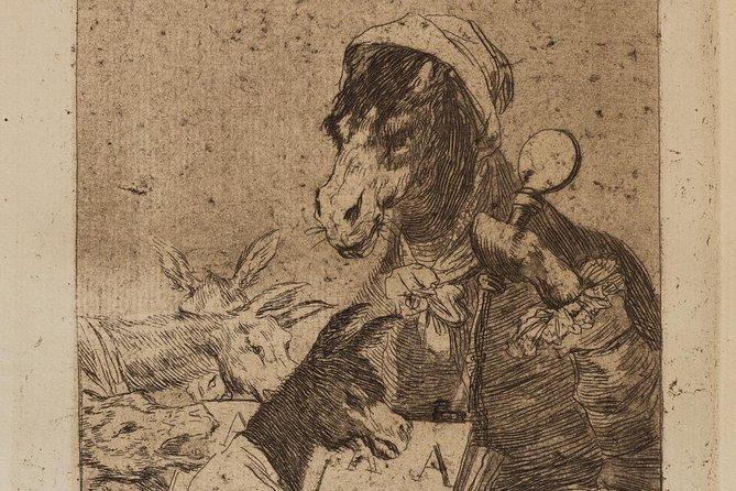 Visita temática de Zaragoza en torno a la figura del Pintor Francisco de Goya, Zaragoza, ESPAÑA
