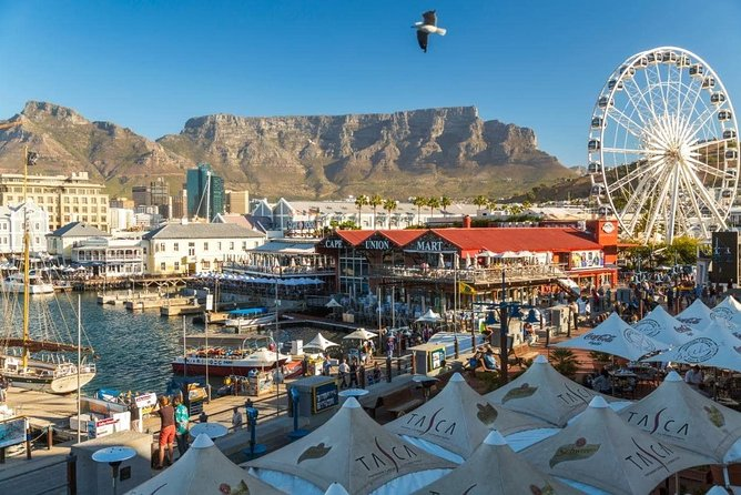 In a nutshell:<br><br>• Explore the city of Cape Town like a local with a local, expert guide.<br>• Enjoy a return trip on the Table Mountain Cable Car where you'll learn about fynbos (local plant life).<br>• Enjoy a walking tour of the famous brightly coloured houses of the Bo-Kaap and learn about Cape Malay heritage.<br>• Explore the history of the Castle of Good Hope.<br>• Take a stroll through some of the hippest streets in South Africa.<br><br>For groups of 10 or more kindly contact us for special rates.