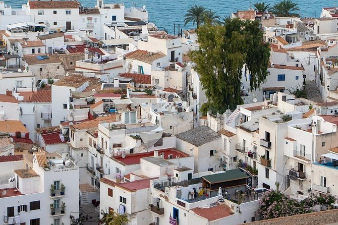 Arrival Private Transfer from Ibiza Airport IBZ to Ibiza by Minivan, Ibiza, ESPAÑA