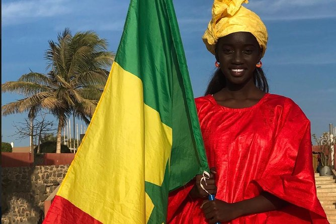 The special 5 days tours , includes Gorée Island , Dakar city , the pink late , The Bandia Reser , and the lagoon of Somone Island . Last , but not least , a Special Senegalese naming ceremony will be held for our guests .