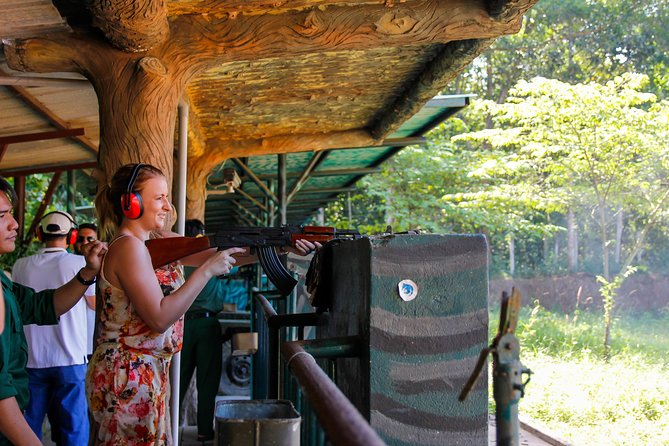 Shore Excursion: Half-Day Cu Chi Tunnels Tour from Sai Gon Port, ,