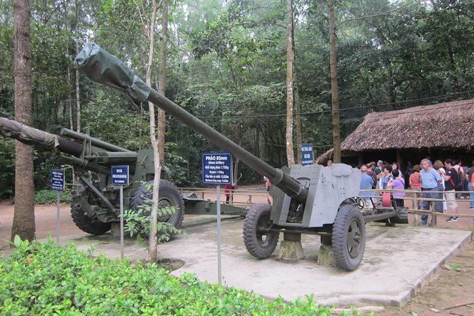 Shore Excursion: Cu Chi Tunnels from Phu My Port, ,