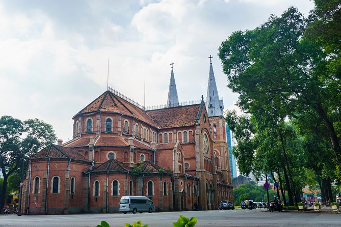 Shore Excursion: Half-day City Tour of Ho Chi Minh from Sai Gon Port, ,