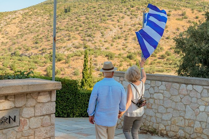 3-Day Classic Greece Private Tour with Four-Star Hotels, Atenas, Grécia