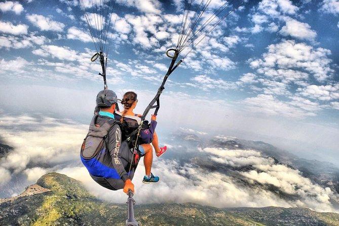 Paragling in Fethiye, Fethiye, TURQUIA