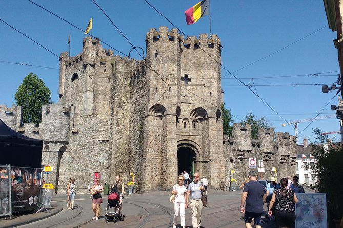 Running + Dancing = Rancing Ghent, Gante, BELGICA