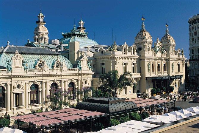 Cannes Shore Excursion: Private Day Trip to Monaco and Eze, ,