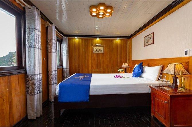 Amazing Sails- Luxury Day Tour from Ha Long International Cruise Port, Halong Bay, VIETNAM