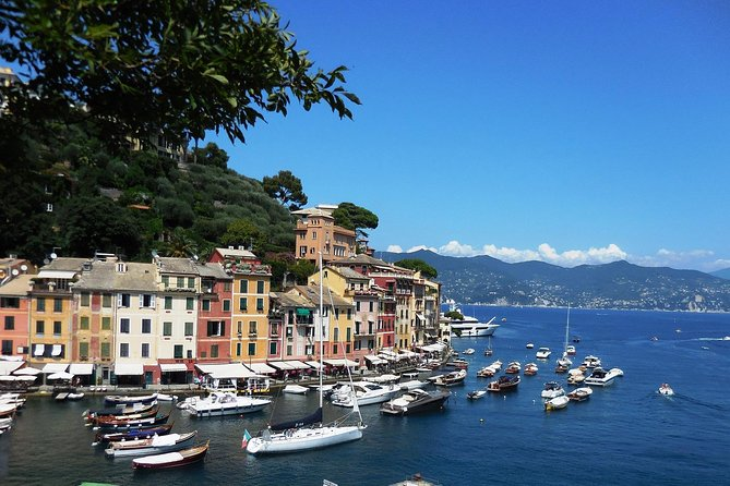 Portofino & Santa Margherita Small Group Tour from Genoa with Boat Ride, Genova, Itália