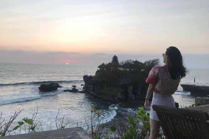 """Experience the the stunning architecture of Taman ayun temple , natural wonders of Ulun Danu and iconic Tanah Lot temple on this full day private tour, including hotel pick up /drop off. Ideal for most travelers, you will have undivided attention from your guide and have chance to customized the itinerary as long as in one direction. Your tour also include visit to spices garden where you can taste the most bizarre coffee in the world called """" luwak coffee"""" ."""